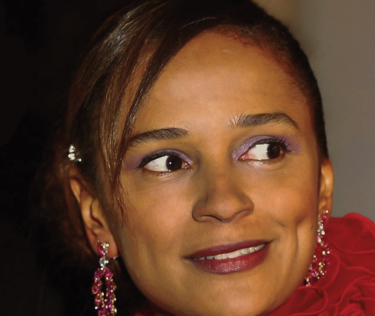 ISABELLE DE SANTOS EX-PRINCESSE DANGOLA - Forbes Afrique