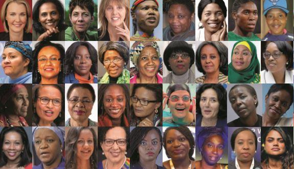 info for c62ad fefe0 Avec cette cinquième édition du classement des 100 femmes les plus  influentes d Afrique, la présence des Africaines aux niveaux les plus  élevés dans tous ...